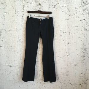 GAP HIP FIT STRETCH NAVY TROUSERS 1